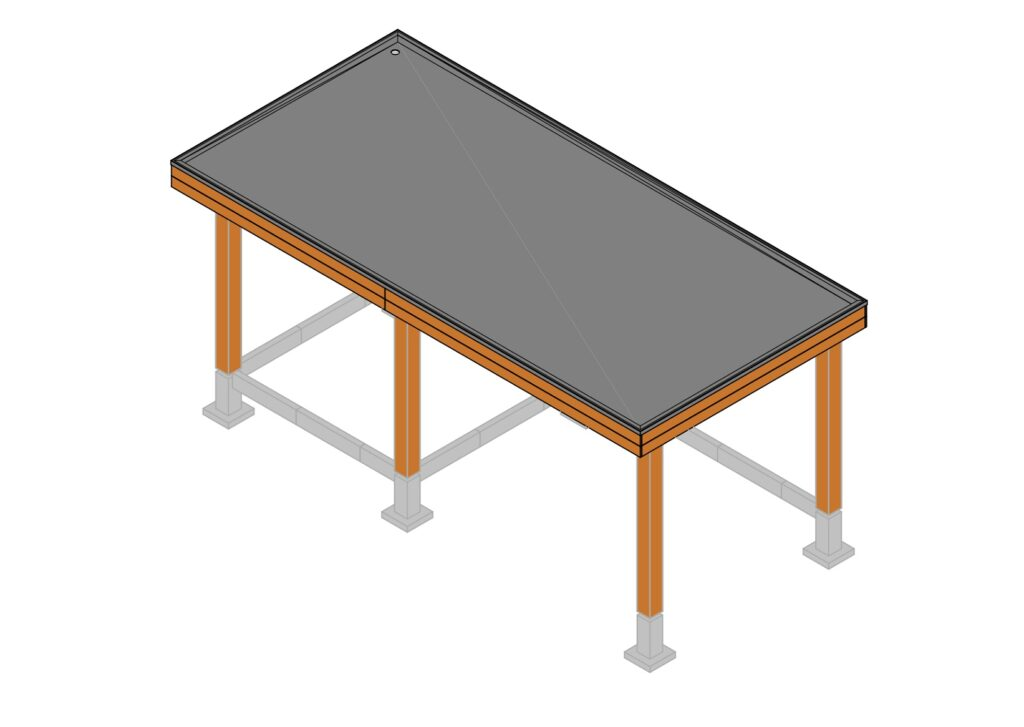 EPDM dakbedekking aanbrengen stap 12