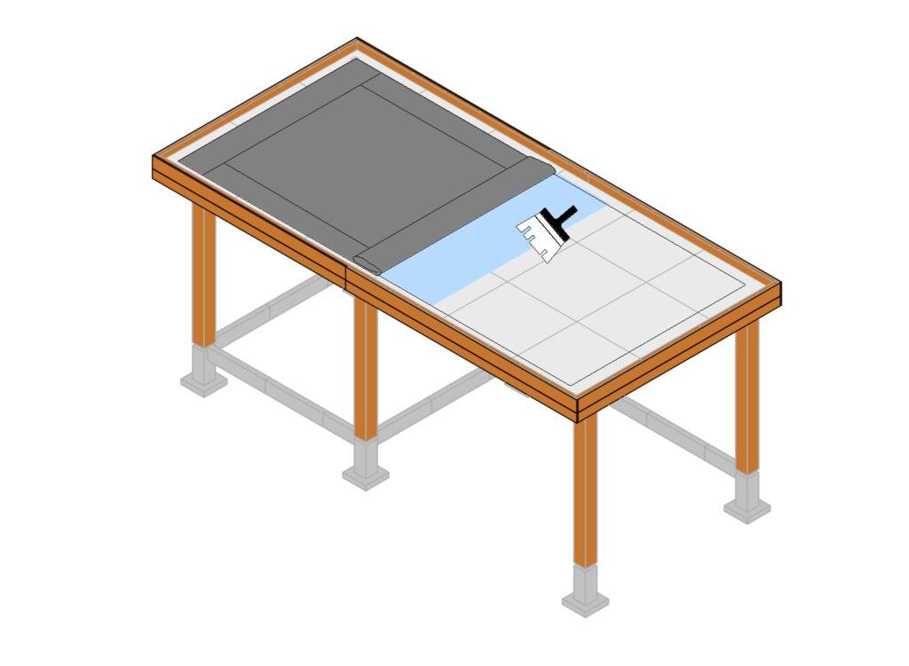 EPDM dakbedekking aanbrengen stap 9